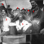 The rescue of Wilson Harrell Sept. 2, 1944